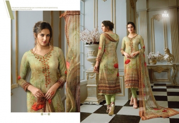 VIVEK SUITS MAHI SATIN COTTON SALWAR KAMEEZ EXPORTER SURAT 4407