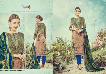 VOLONO TRENDZ BY PANCHI VOL 1 CATALOGUE PASHMINA PRINTS COLLECTION WHOLESALE RATE 1002