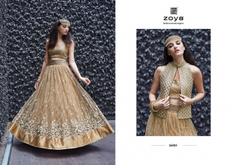 ZOYA ALL TIME HIS COLLECTION WHOLESALE SURAT ONLINE 16003 Y