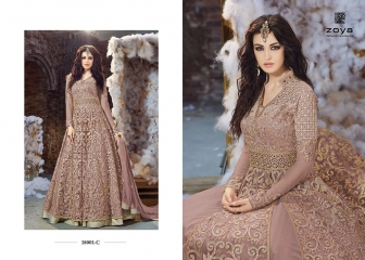 ZOYA ALL TIME HIS COLLECTION WHOLESALE SURAT ONLINE 18001 C X