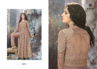 ZOYA ALL TIME HIS COLLECTION WHOLESALE SURAT ONLINE 18001 C Z